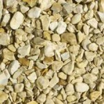 Cream Shingle 20mm