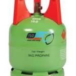 Propane Gas 9kg (Leisure)
