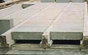 Flooring T-Beams