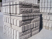 Rock Faced Blocks