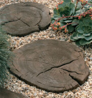 Log Stepping Stone