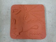 Dragon Stepping Stone