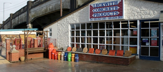 Leckwith Concrete Products and Building Supplies